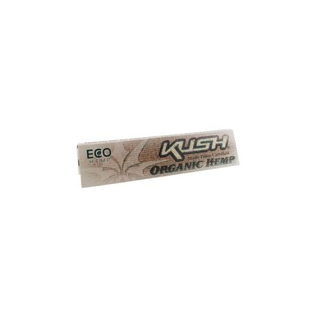 Kush Organic Hemp King Size Slim Rolling Papers