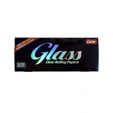 Luxe Glass Ks Clear Papers