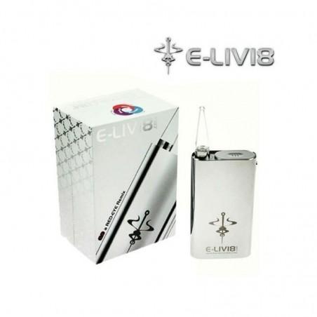 E-Livi8 Chrome Vaporizer