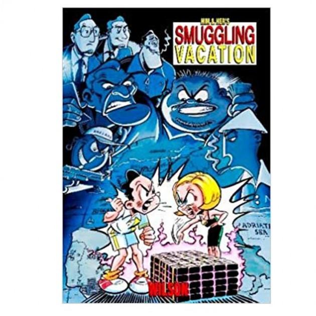 Smuggling Vacation Graphic Novel