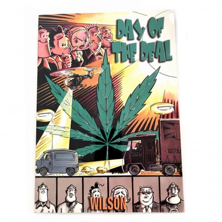 Day of The Deal Graphic Novel