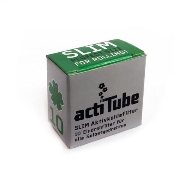 ActiTube Slim Filter 1x10er