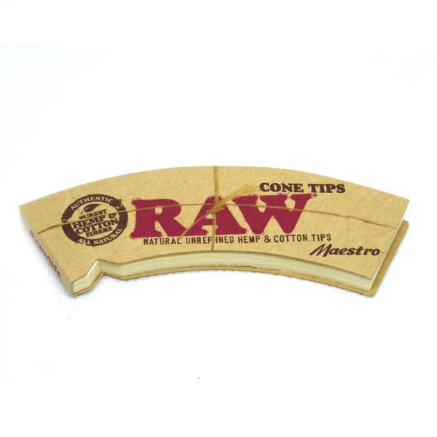 RAW' 'Maestro' Cone Tips