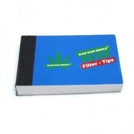 Filtertips breit 6.5cm