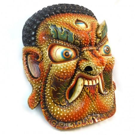 Demon 3rd Eye Holzmaske