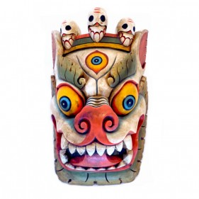 Foo Dog Mask