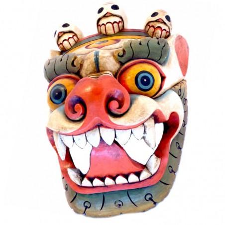 Foo Dog Mask
