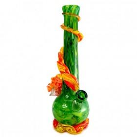 Medium w. Flower Softglas...