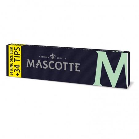 Mascotte KS Slim Magnetic Seal 2 in 1 Papers