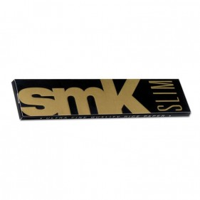 SMK Black Thin King Size...