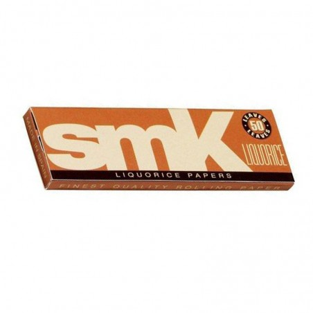 SMK Liquorice Regular Rolling Papers