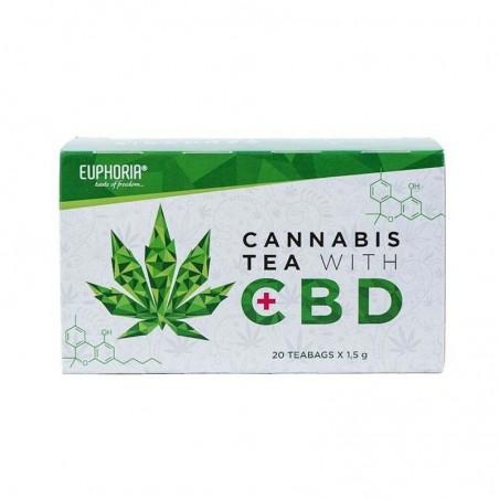 CBD Cannabis Tea