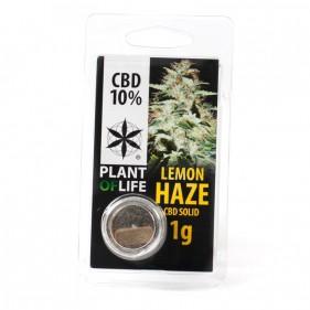 CBD SOLID 10% Lemon Haze POF