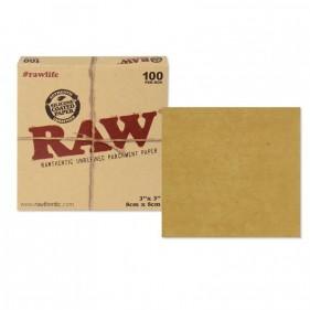 RAW Pergamentpapier 100er