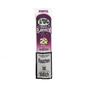 PURPLE Double BLUNTS (Blaue...