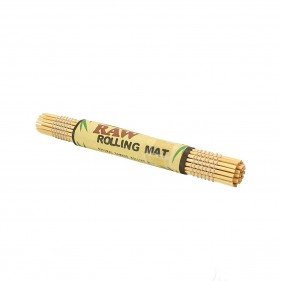 RAW-BAMBOO Rolling Mat