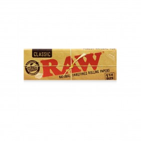 RAW Classic 1,1/4 Papers