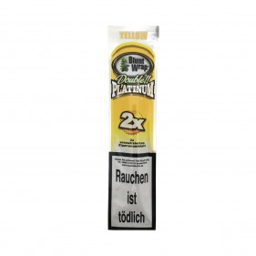 YELLOW Double BLUNTS...