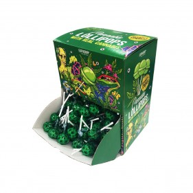 Cannabis Lollipops mit CBD