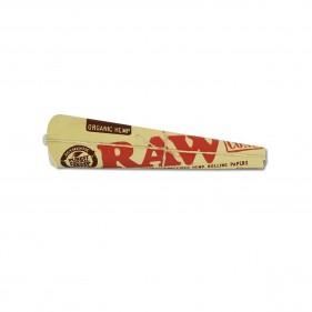 RAW Organic 1 1/4 Paper Cones