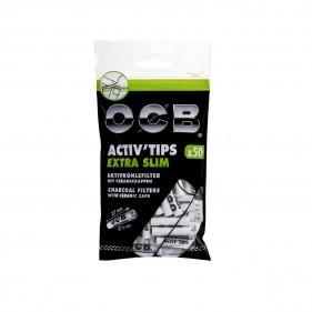 OCB Activ Tips Extra Slim,...