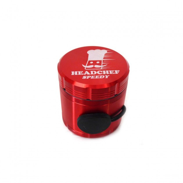 Head Chef Speedy Aluminium Grinder Rot