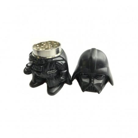 Darth Vader Aluminium Grinder