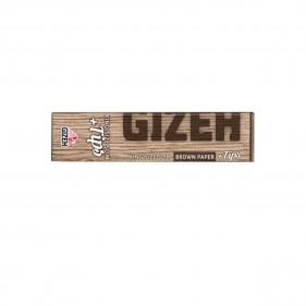 Gizeh King Size Slim BROWN...