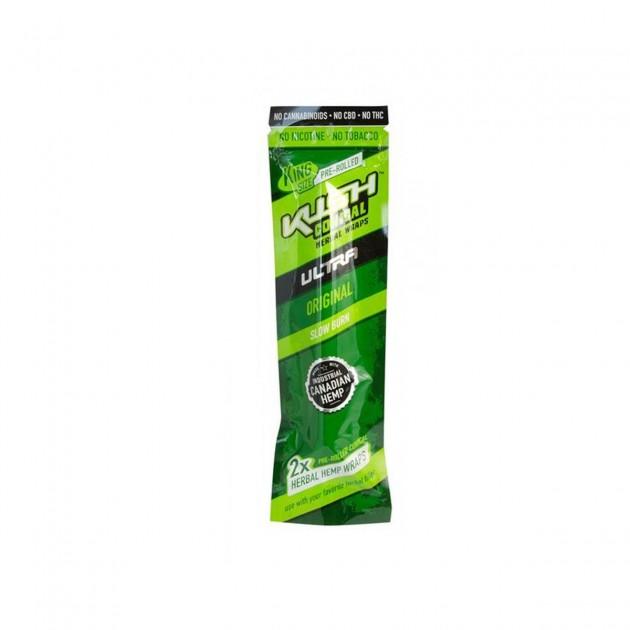 Kush Ultra Hanf Wraps Original