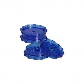Hexa Grinder 2-tlg. (Blau)
