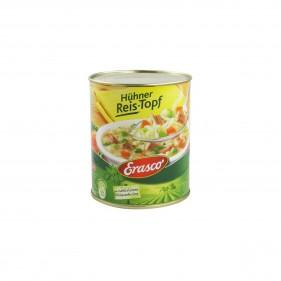 Dosensave Hühner Reis Topf