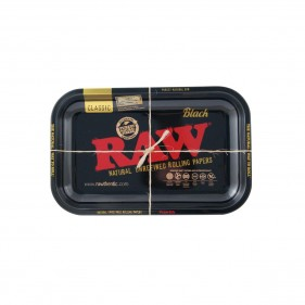 RAW Black Tablett Klein...