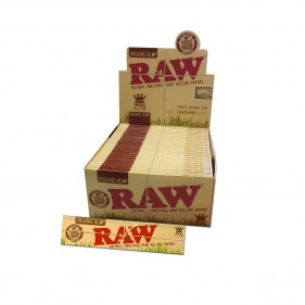 RAW Organic Hemp Papers KS...