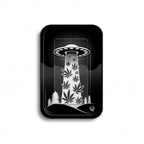 Rolling Tray '420 Aliens'