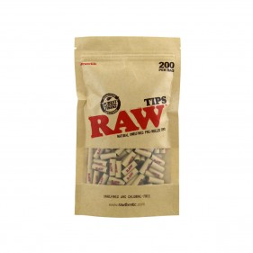 RAW Pre Rolled Tips 200 Stk.