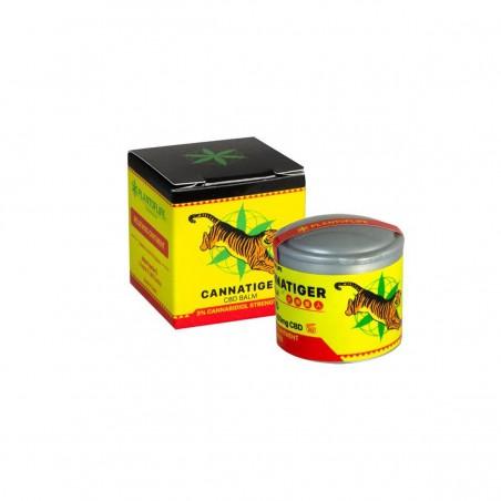 Plantoflife CANNATIGER CBD Tiger Balm 3% - 5ml