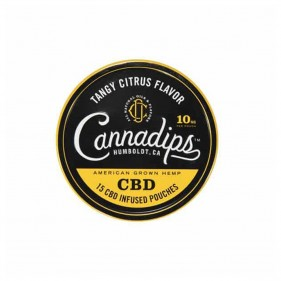 CBD Cannadips (Tangy Citrus)