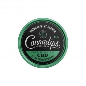 CBD Cannadips (Natural Mint)