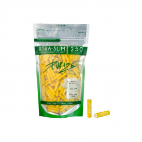 250 Purize XTRA Slim Yellow