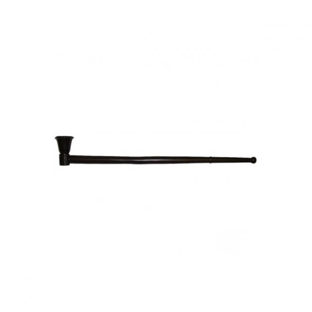 Langer Stamm Holzpfeife (30 cm)