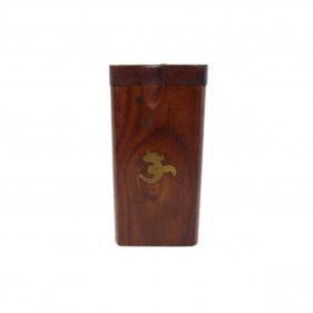 Wooden Dugout Pipe