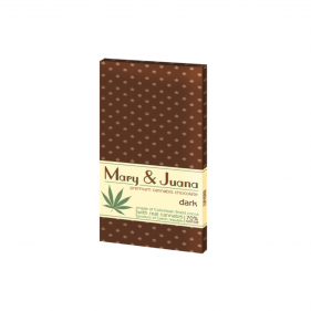 Mary & Juana Dark Chocolate