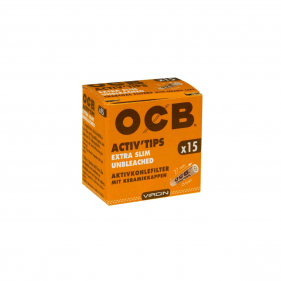 OCB ACTIV TIPS-Unbleached...