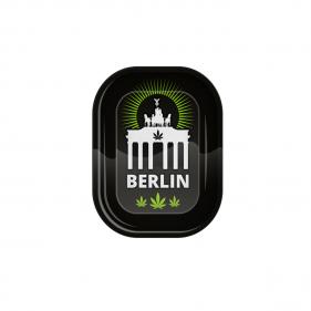 Mischungsschale aus Metall Berlin Brandenburger Tor Vorderansicht
