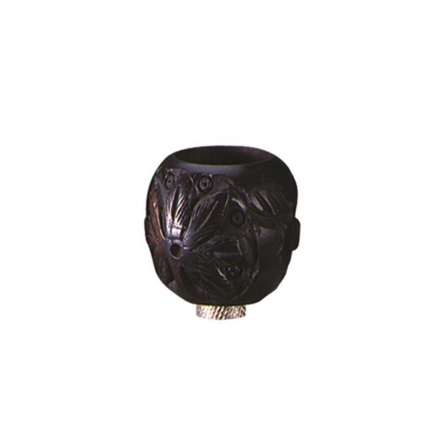 Kopf Ebenholz