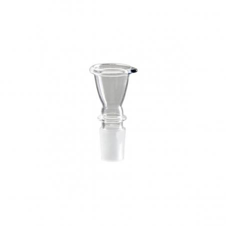 Glas Steckkopf Tulpe