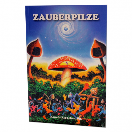Buch 'Zauberpilze'