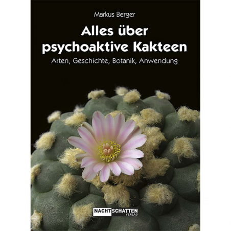 Buch 'Alles über psychoaktive Kakteen'