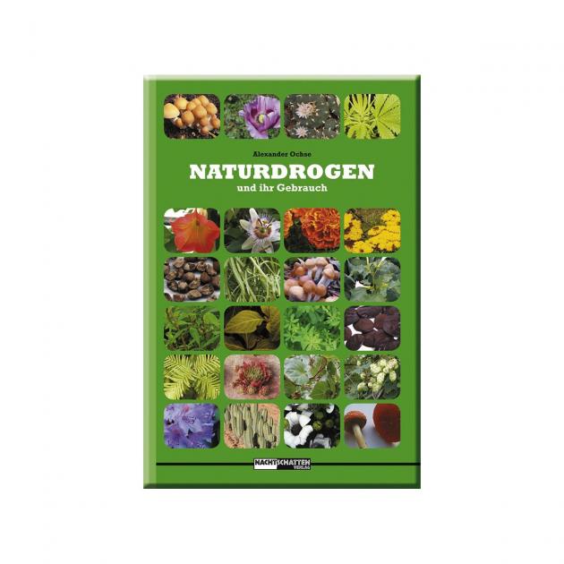 Buch 'Naturdrogen und ihr Gebrauch'