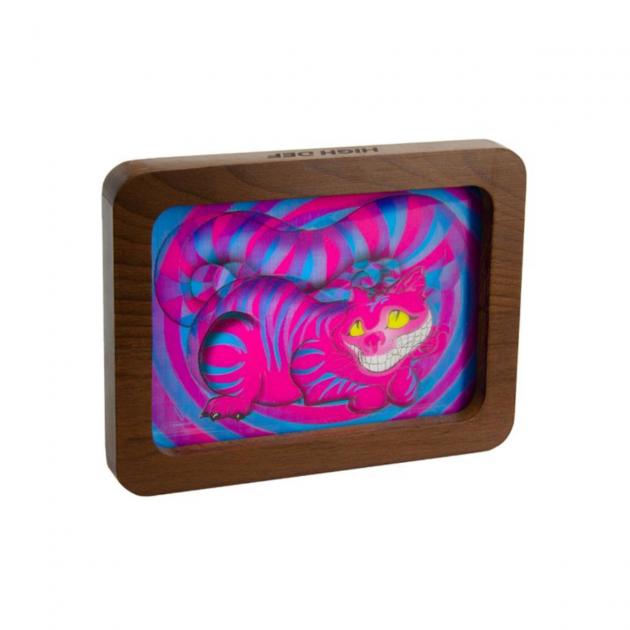 Seshigher Cat V-Syndicate Holz 3D SMALL